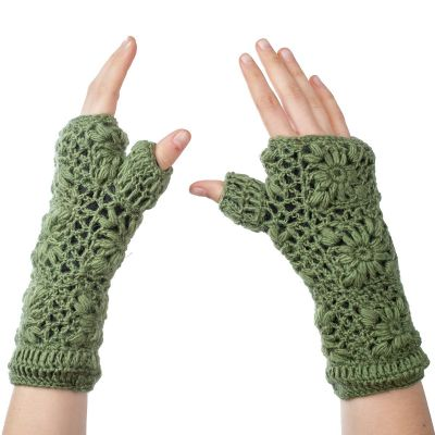 Hand warmers Bardia Light Green