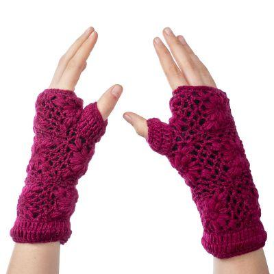 Hand warmers Bardia Magenta