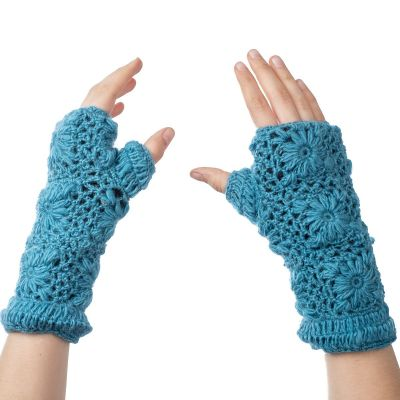 Hand warmers Bardia Petrol Blue