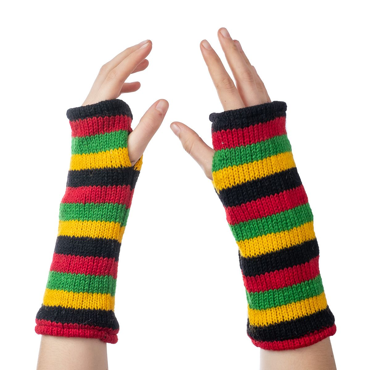 Woolen hand warmers Lopika Rasta