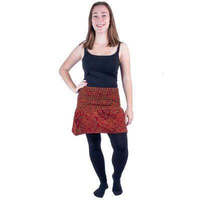 Acrylic mini skirt Hanima Temper India