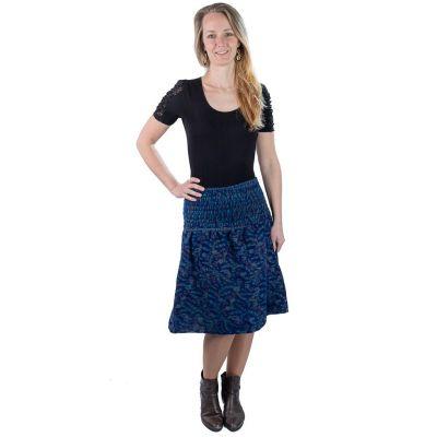 Skirt Omala Indigo