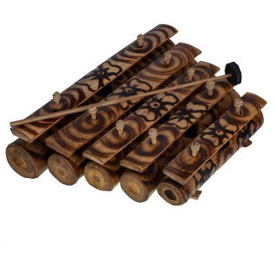 Bamboo xylophone