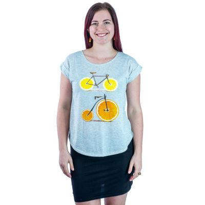 T-shirt Darika Citrus Bikes