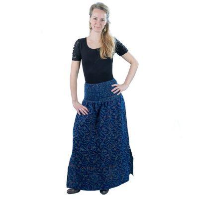 Skirt Terumi Indigo