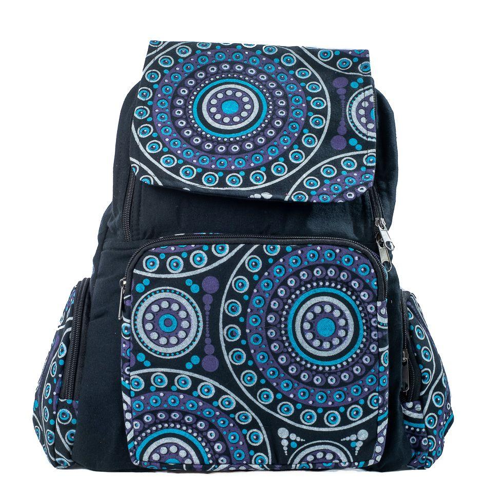 Ethno backpack Pathik Cerdas