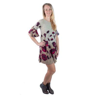 Autumn / Spring dress Ungu Madat Alang