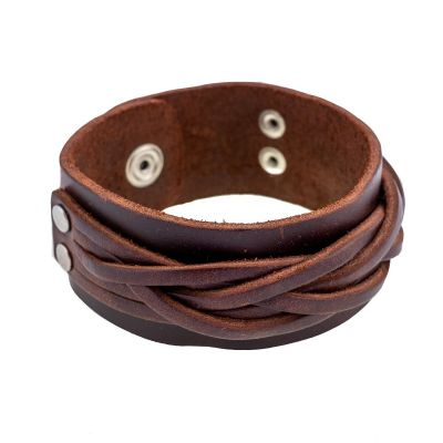 Bracelet Anyaman Brown