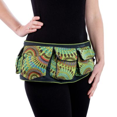 Money belt Gerriko Green