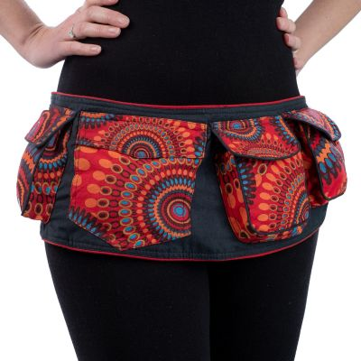 Money belt Gerriko Red