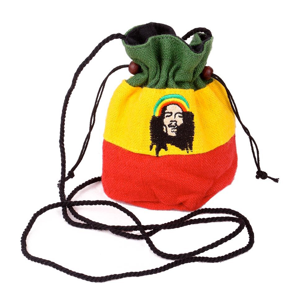 Hemp purse Marley - small