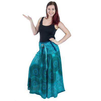 Long skirt with coconut buckle Kelapa Mayuree