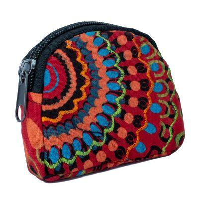 Coin purse Sundar Merah
