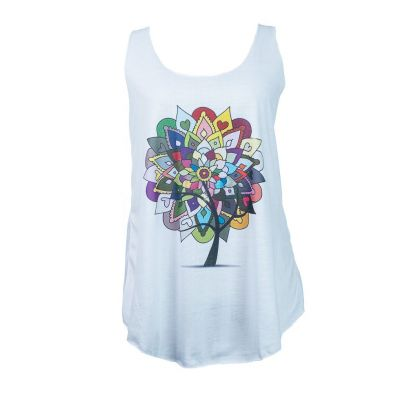 Tank top Darika Fantasy Tree