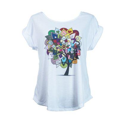 T-shirt Darika Fantasy Tree