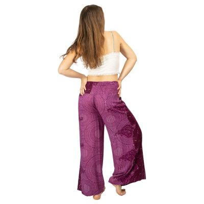 Wide trousers Sayuri Orchidea Thailand
