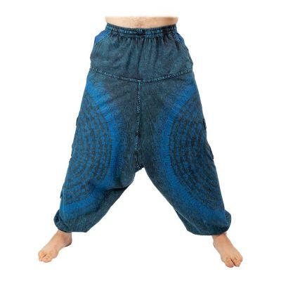 Cotton sultan trousers Amir Biru Nepal