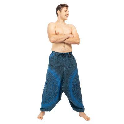 Trousers Amir Biru