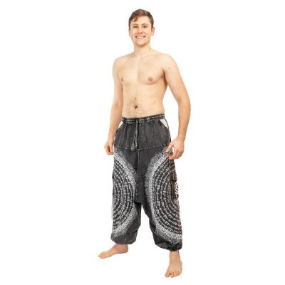 Trousers Amir Hitam