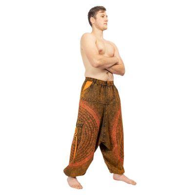 Cotton sultan trousers Amir Jeruk Nepal