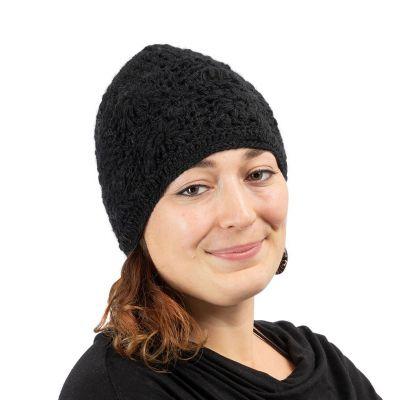 Hat Bardia Black