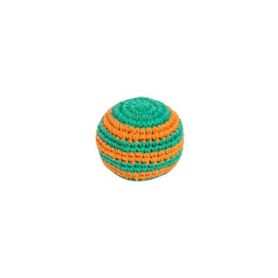 Hacky Sack Orange-green