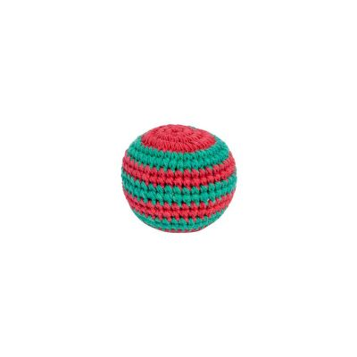 Hacky Sack Green-red