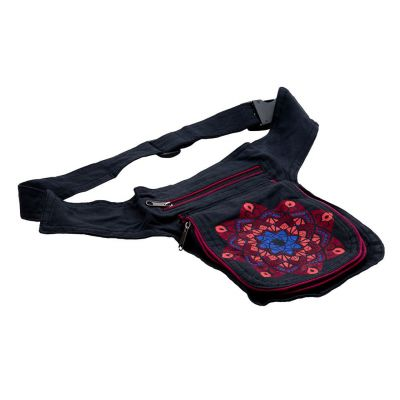Money belt Taara Red