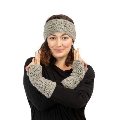 Hand warmers Bardia Light Grey