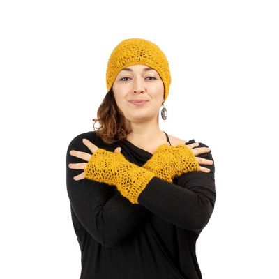 Hand Warmers Bardia Yellow