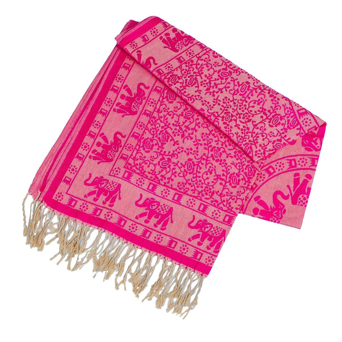Pashmina scarf Jammu Mawar Thailand