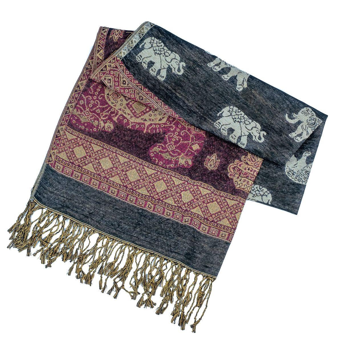Pashmina scarf Nima Rasia Thailand