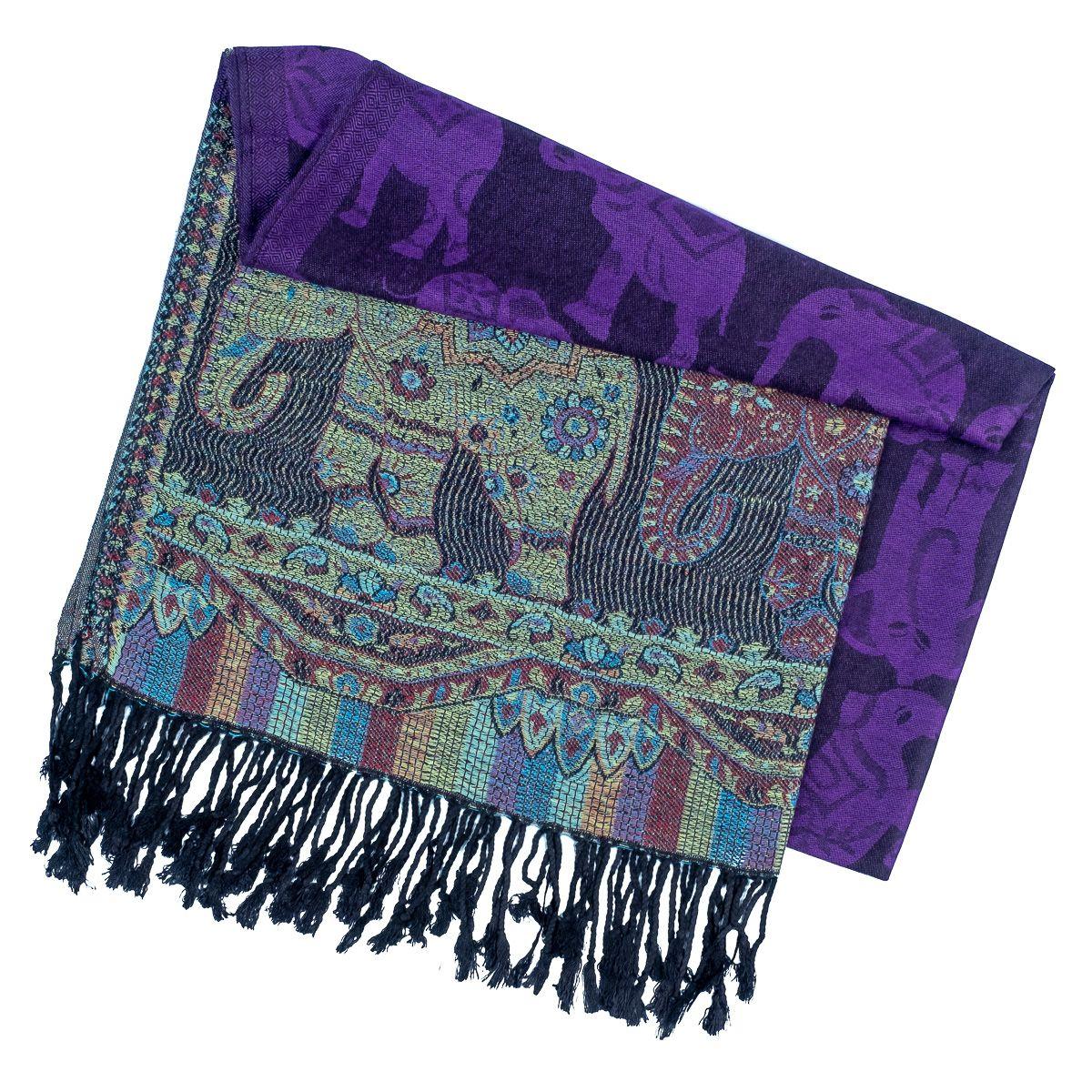 Pashmina scarf Nima Valeria Thailand