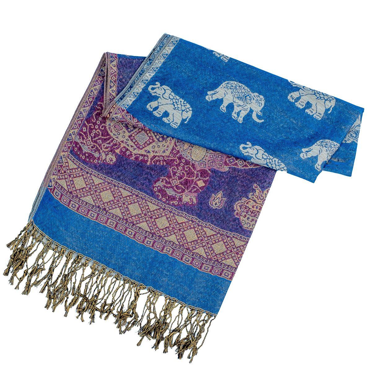 Pashmina scarf Nima Wakanda Thailand