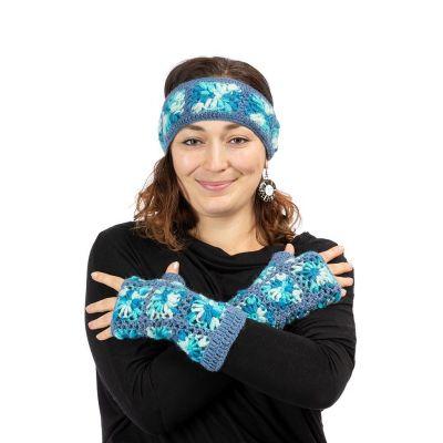 Woolen hairband Jendela Banepa