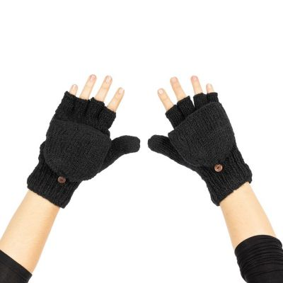 Gloves Butwal Black