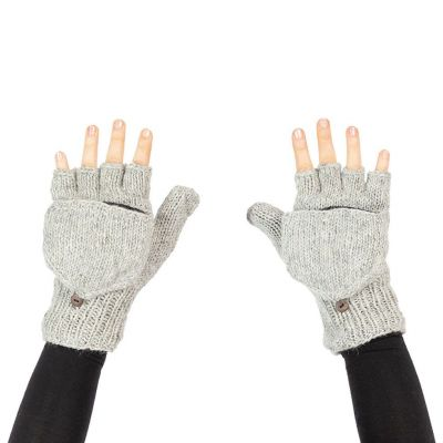 Gloves Butwal Light Grey