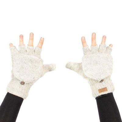 Gloves Butwal White