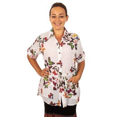 Women's shirt Sumalee Kupu-kupu | UNI