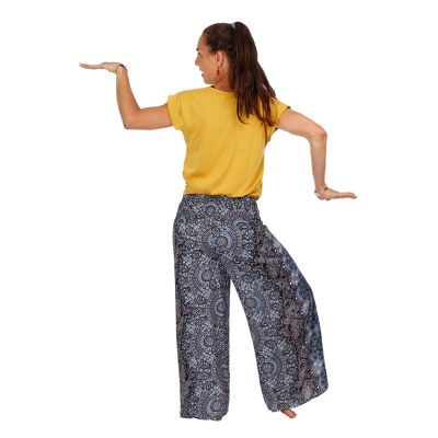 Short sleeve lady T-shirt Darika Chameleon Yellow Thailand