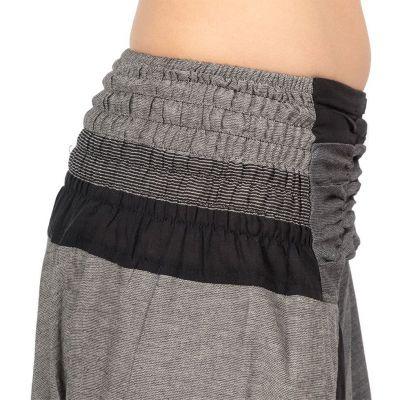 Harem trousers Telur Black Nepal