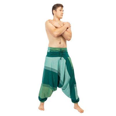 Trousers Telur Green