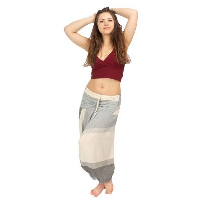 Harem trousers Telur Grey Nepal