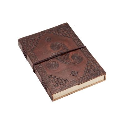 Notebook Celtic Spiral