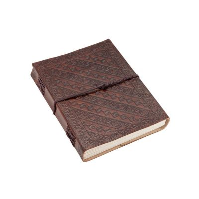 Leather notebook Tree of Life India