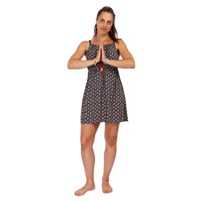 Summer dress Kannika Chakrii   UNI (corresponds to S/M)