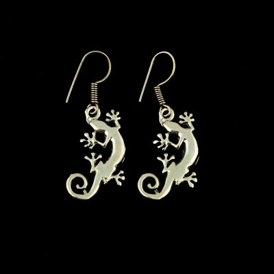 Earrings Lizards 2
