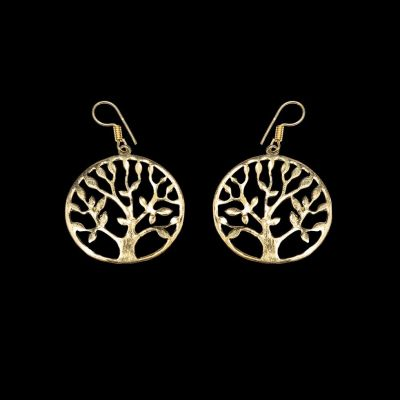 Earrings Tree of Fortune 2