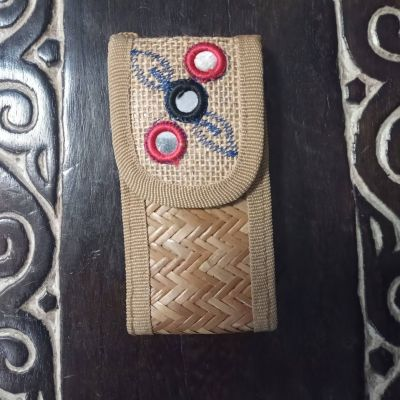 Mobile case - simple rattan