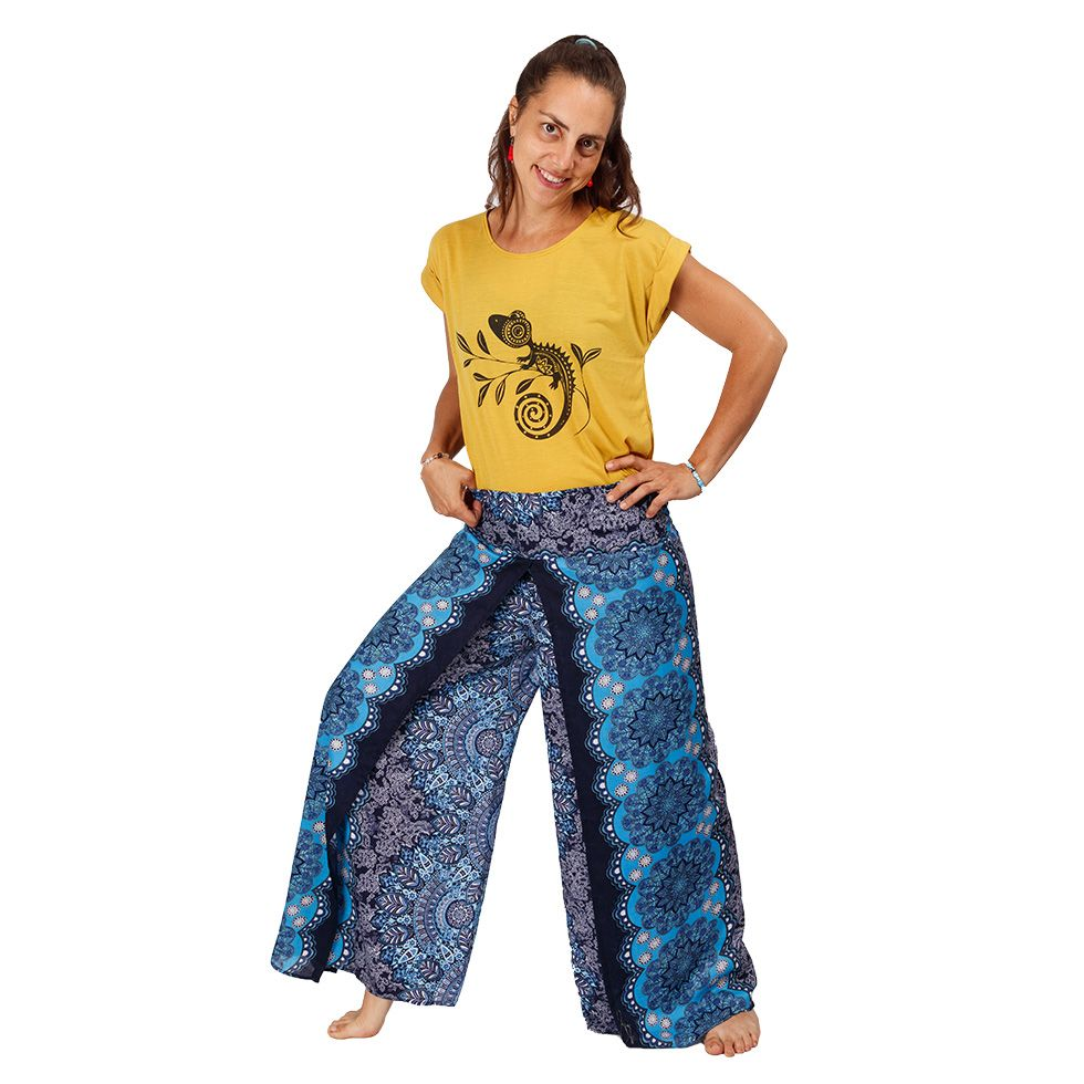 Wide trousers Sayuri Benazir Thailand